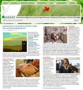 ARGAV articolo 7 maggio 2016 - nella terra di ezzelino