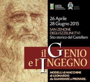 mostra genio e ingegno leonardo -academia-sodalitas-ecelinorum-associazione-storico-culturale