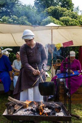 Nella Terra di Ezzelino - cena medievale 2016 - 034