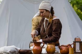 Nella Terra di Ezzelino - cena medievale 2016 - 036