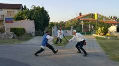 03 Sissano Medievale 2017 Istria - Academia Sodalitas Ecelinorum
