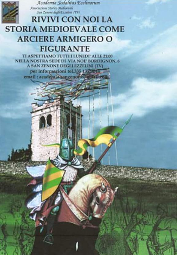 Academia Sodalitas Ecelinorum-associazione storico culturale - iniziative 2018 arciere armigero figurante.png